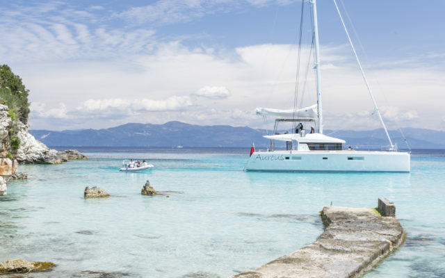 aurous sailing holidays