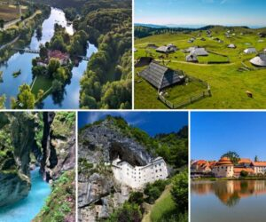 10 Places that prove Slovenia is a real life fairy tale