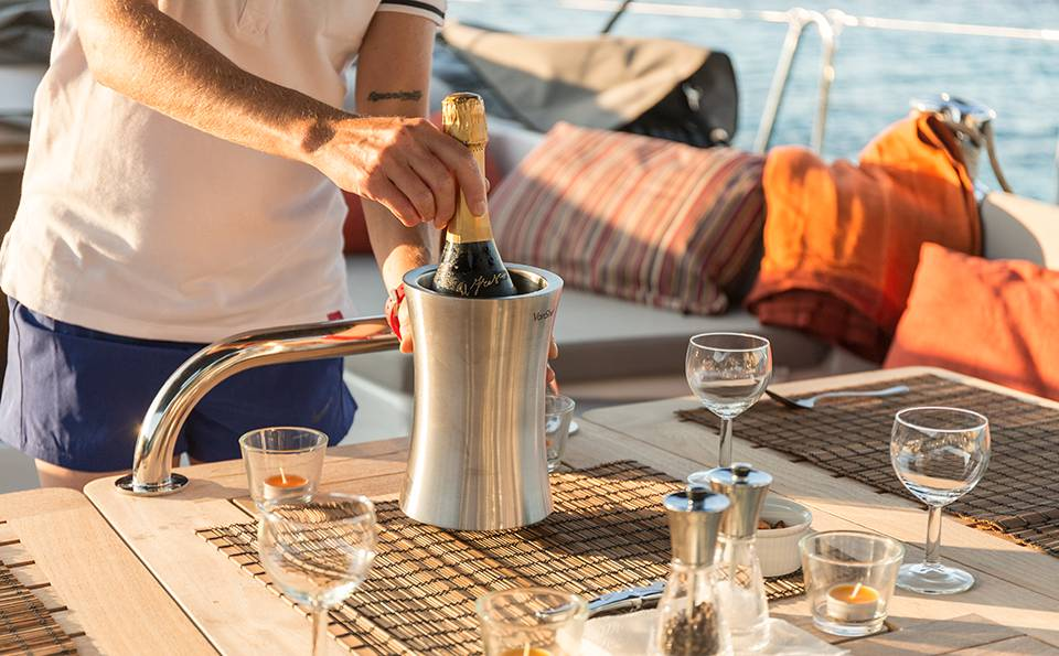 life on board wine