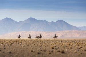 Adventurous Horse Riding Safari through the Namib Desert