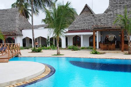 Bluebay Beach Resort Kiwengwa East Zanzibar Fleewinter